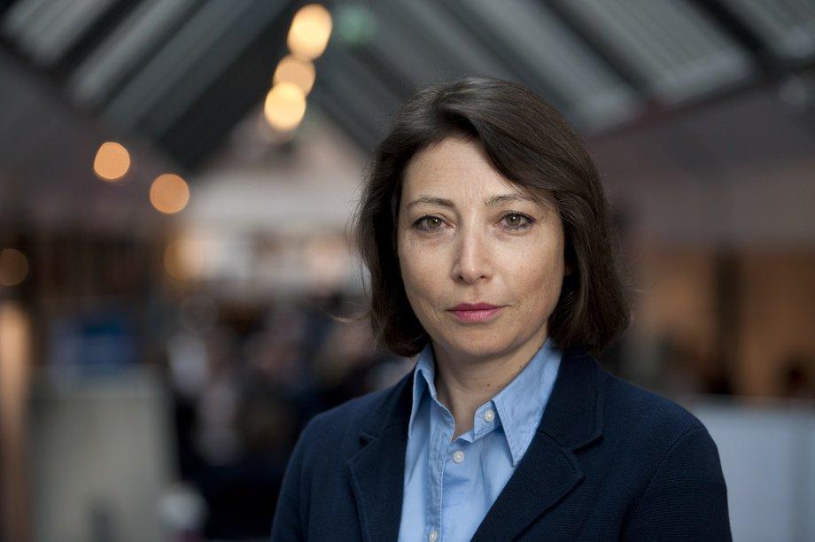 Helene Ziv-Douki inntar rollen umiddelbart. Foto: Cargill
