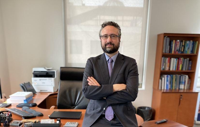 Superintendente del Medio Ambiente, Cristóbal de la Maza. Foto: SMA.