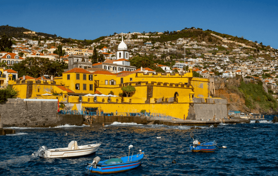 AE2021 is being held in Funchal, Madeira.