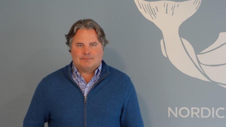 Atle Jacobsen er ny salgsdirektør (CCO) i Nordic Halibut. Foto: Nordic Halibut.