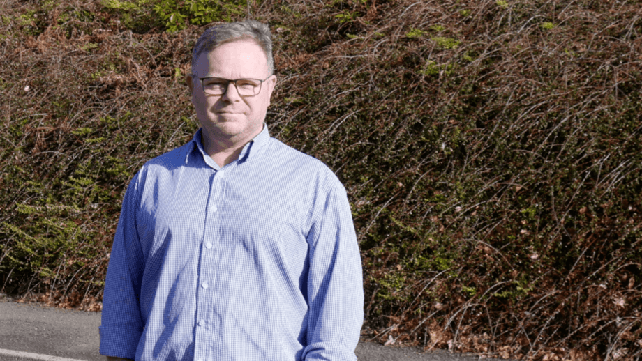 Professor Brett Glencross will become IFFO's technical director from June 1. Photo: FFE.