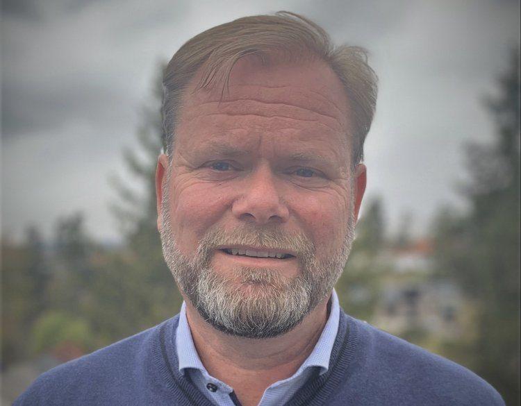 Bent Martini blir ny CEO i Kystruten. Foto: Kystruten.