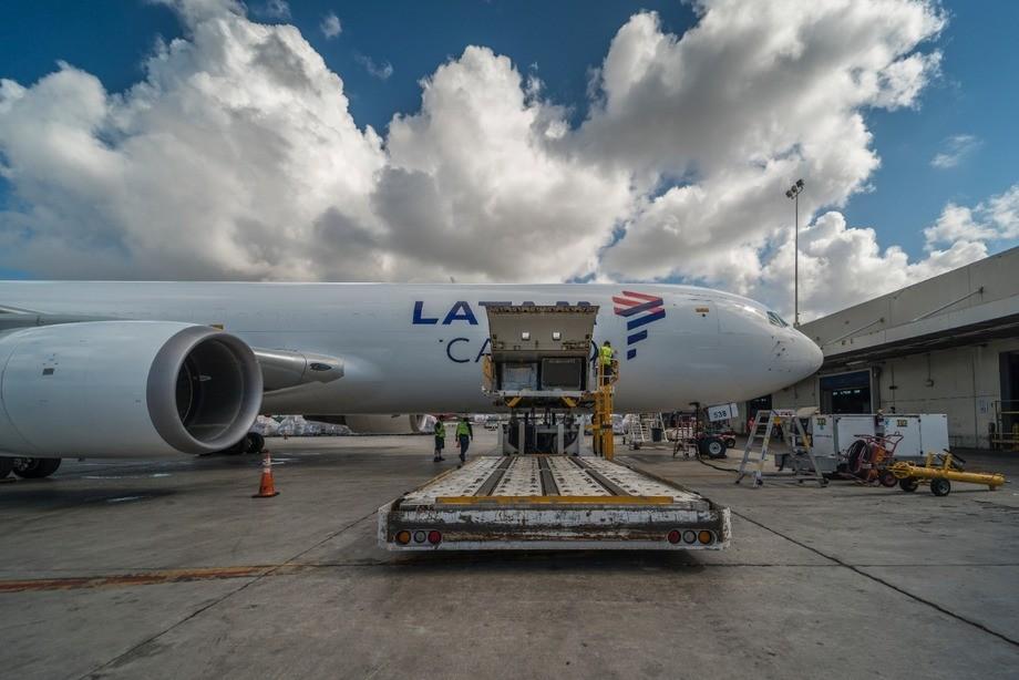 Plan se enfoca en mejorar la conectividad entre América del Norte y del Sur. Foto: LATAM.