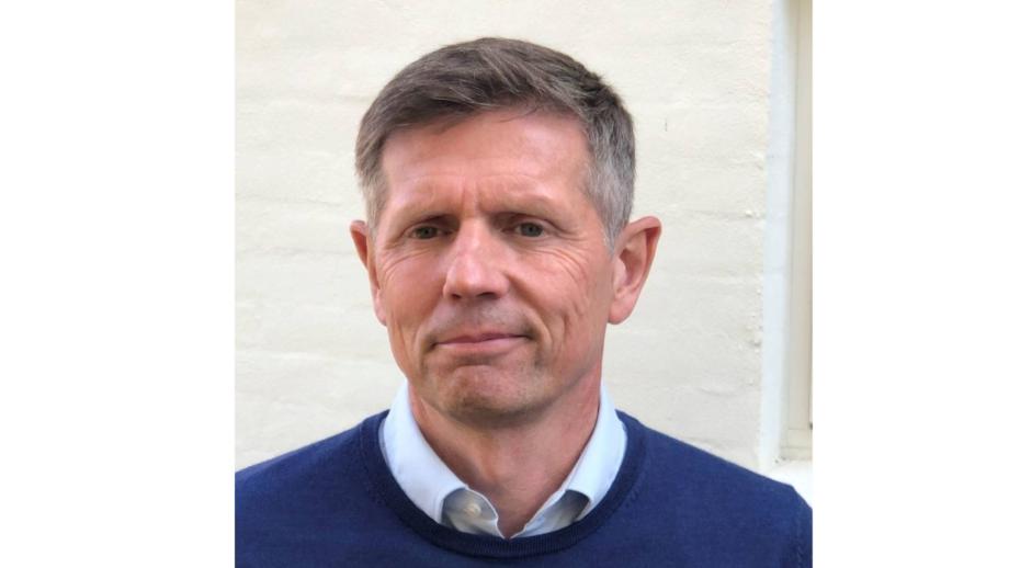 Søren Mattesen will begin a new job as chief executive of Sashimi Royal from August. Photo: Nordic Aquafarms.