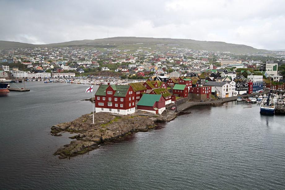 La conferencia internacional se realizará del 9 al 13 de mayo de 2022 en la capital de Islas Feroe, Tórshavn. Foto: Stig Nygaard.