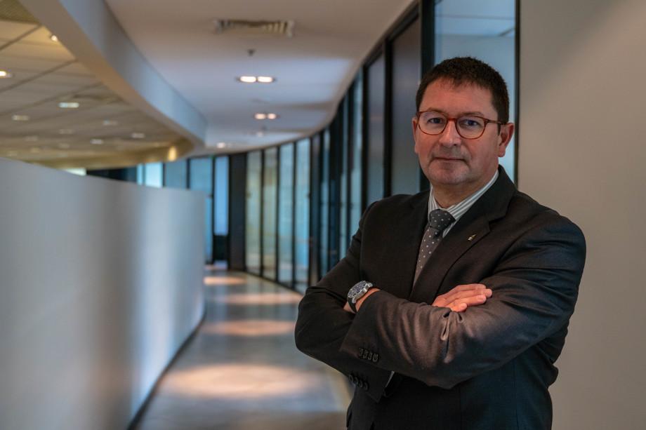 Jorge Vio, líder de los Servicios Forenses y de Integridad (FIS) de EY. Foto: EY.