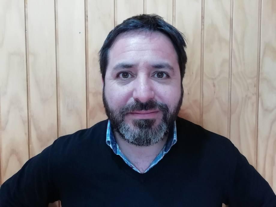 Zacarías Sharon, socio fundador de TecNovum. Foto: Cedida.