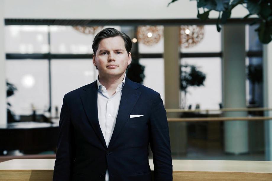 El analista Herman Aleksander Dahl dice que creen en precios fuertes en la segunda mitad del año, pero no por encima de los niveles actuales. Foto: Nordea.