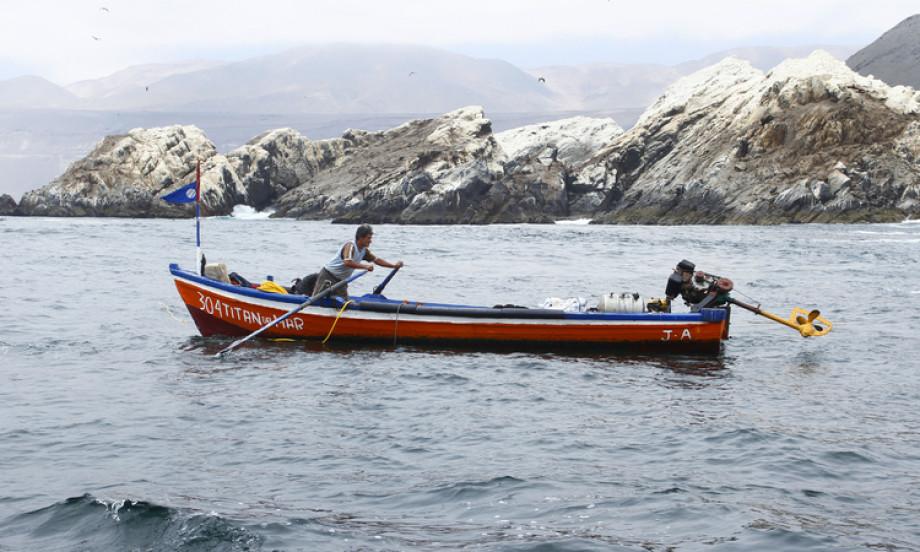 Pescadores artesanales. Foto: Subpesca.