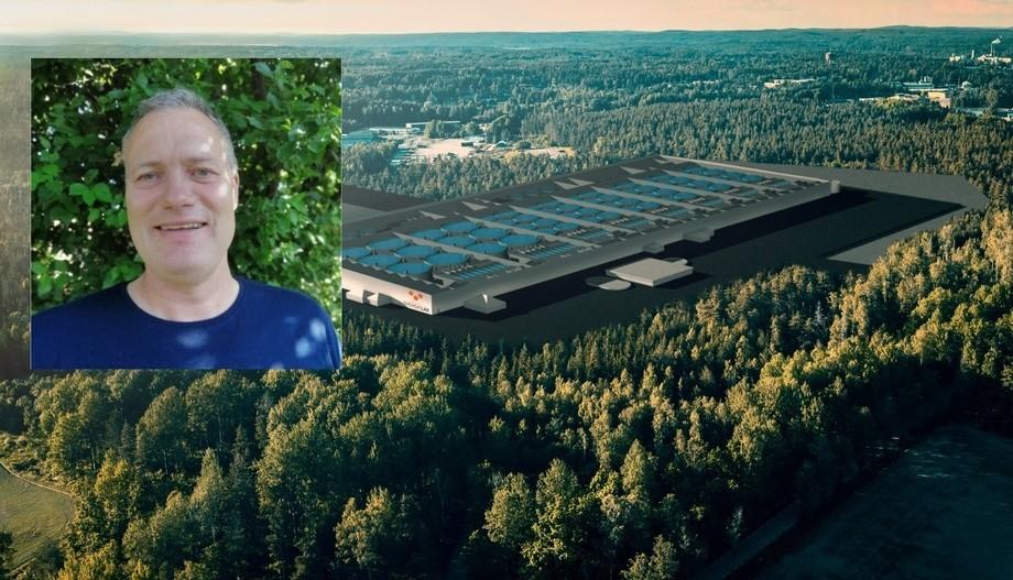 Ole Spicker es el nuevo gerente de Operaciones de Premium Svensk Lax. Foto: Cedida/Premium Svensk Lax.