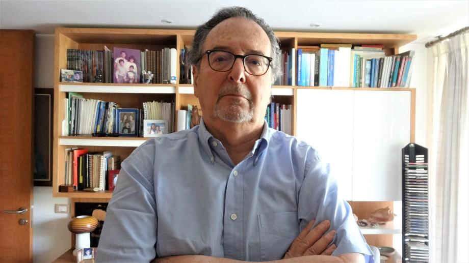 Carlos Wurmann, IngenieroCivil Industrial, M.Sc. Economía, Consultor Internacional en Acuicultura yPesca. Foto: Cedida.