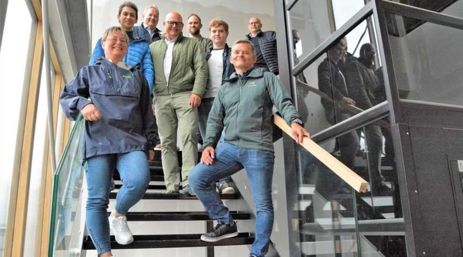 Grupo OFS obtuvo US$6,9 millones en financiamiento de Innovation Norway y Sparebanken Vest. Foto: Gjert Myrestrand/Fjordenes Tidene.