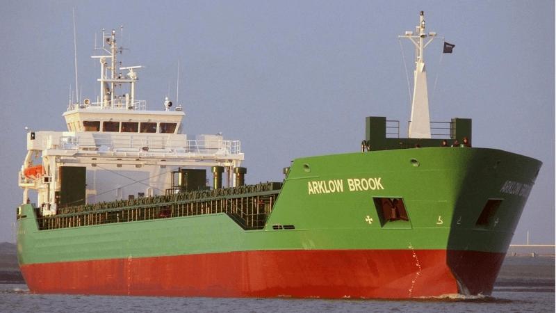 Ved overtakelse, i midten av juli, vil fartøyet skifte navn til MV «Norheim». Foto: Arriva Shipping