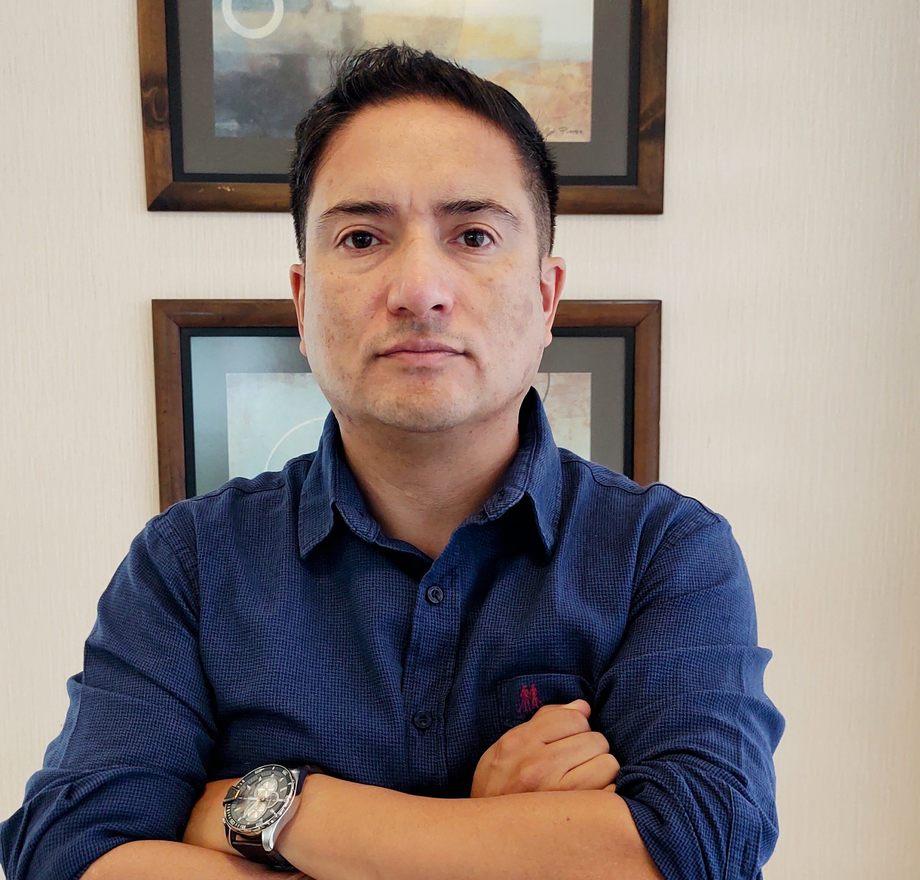 Hugo Roa, Technical Service Director Brasil en Laboratorio Pathovet. Foto: Cedida.