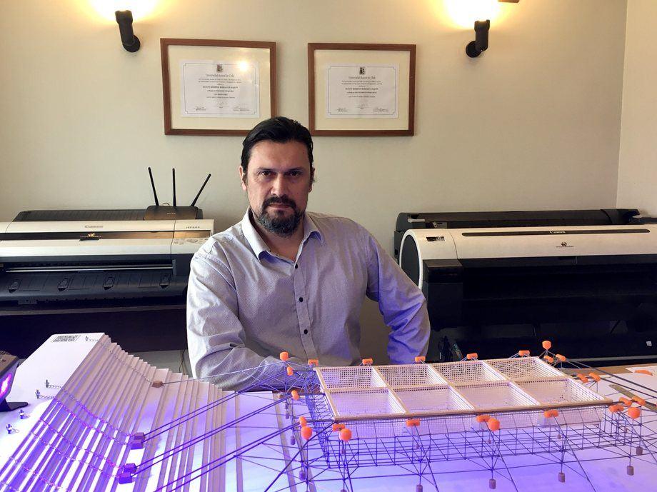 Gianni Kossack, gerente general de Maradentro. Foto: Cedida.