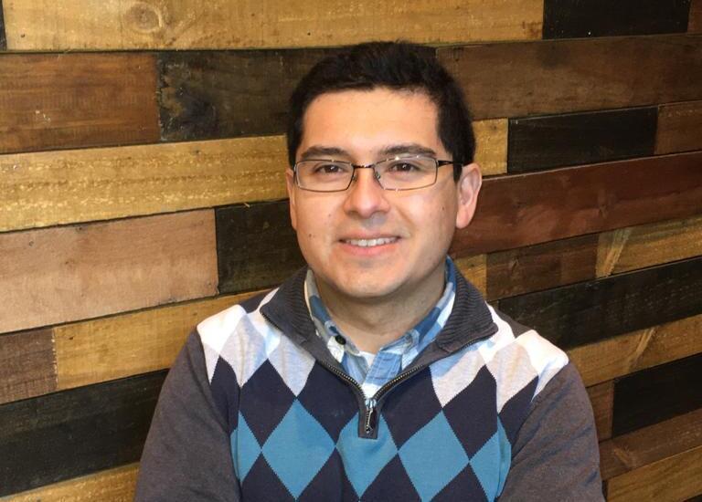 Cristian Cifuentes, académico en el Instituto de Ciencias Navales y Marítimas, Universidad Austral de Chile. Foto: UACh.