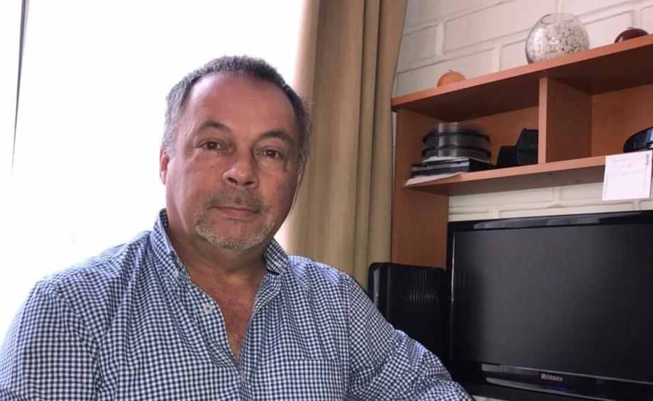 Hans Goldener, nuevo representante de AquaClean para Chile y Latinoamérica. Foto: Cedida.