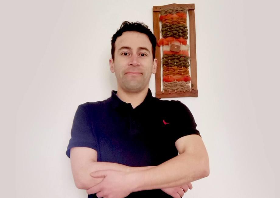 Carlos Figueroa es ingeniero naval con amplia experiencia dentro de la industria. Foto: Cedida.