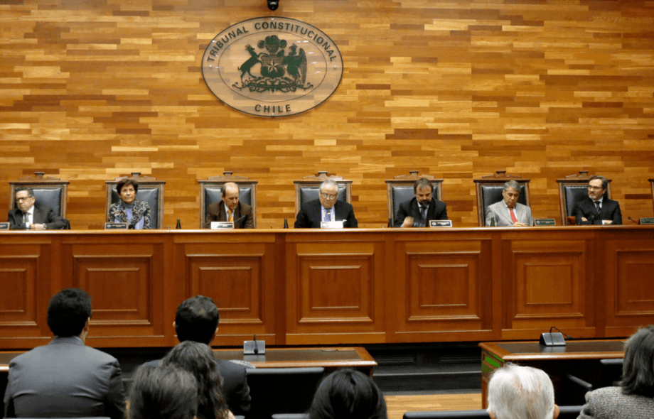Imagen referencial Tribunal Constitucional. Foto: Archivo Salmonexpert.