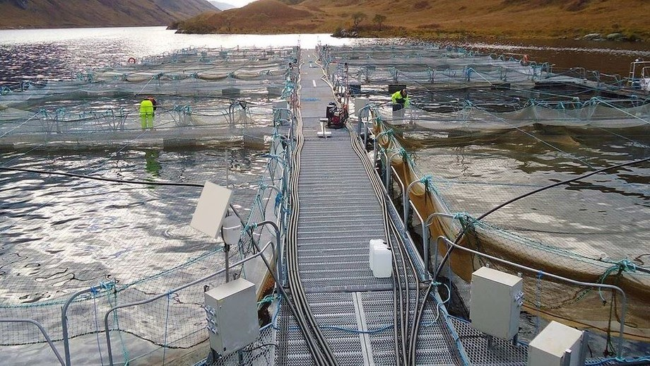 R3-IoT combes satellite, cellular, IoT and data analytics to offers a 'full-stack platform' to businesses such as salmon farms that are poorly served by existing communications infrastructure. Photo: R3-IoT.-IoT.