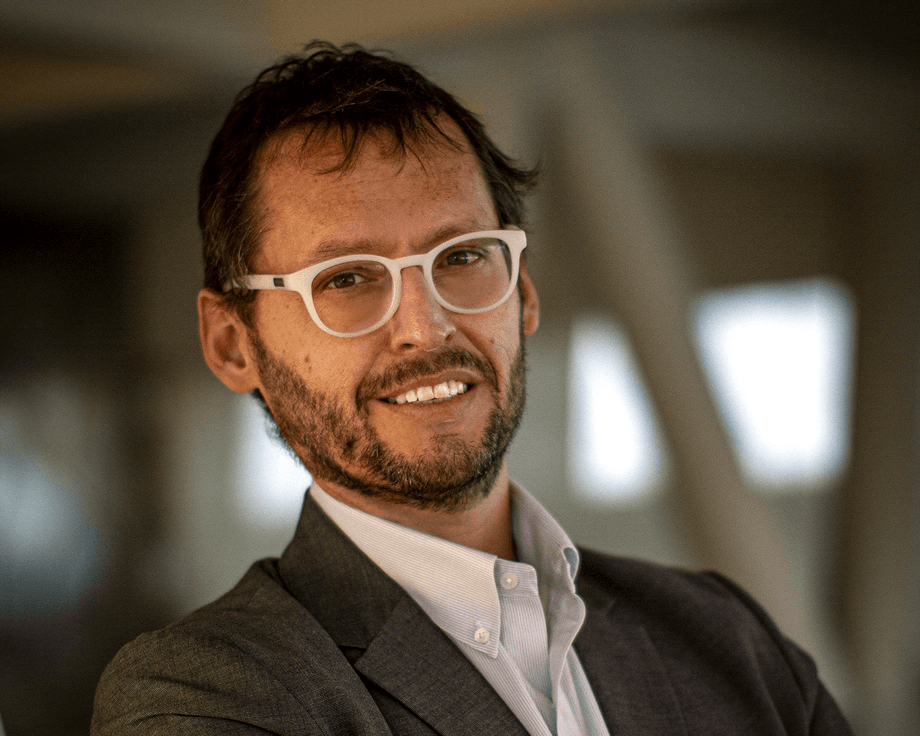 Benjamín González es ingeniero Comercial, Administración y Finanzas de la Universidad Finis Terrae. Foto: Greenspot.