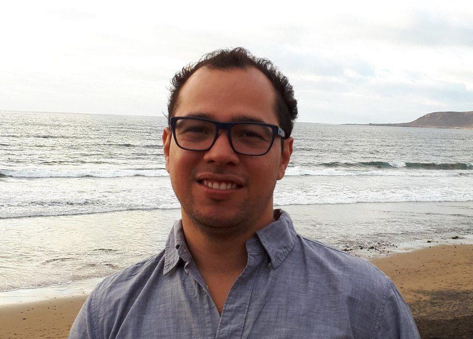 Alexander Jaramillo se integra al equipo de Intesal. Foto: SalmonChile.