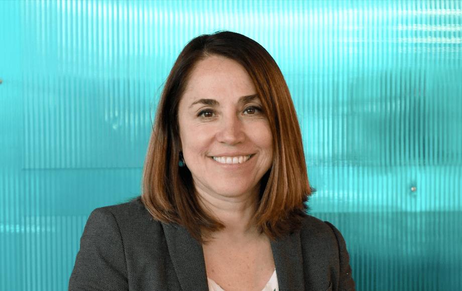 Dra. Pilar Parada, gerenta general Fraunhofer Chile Research. Foto: Fraunhofer Chile.