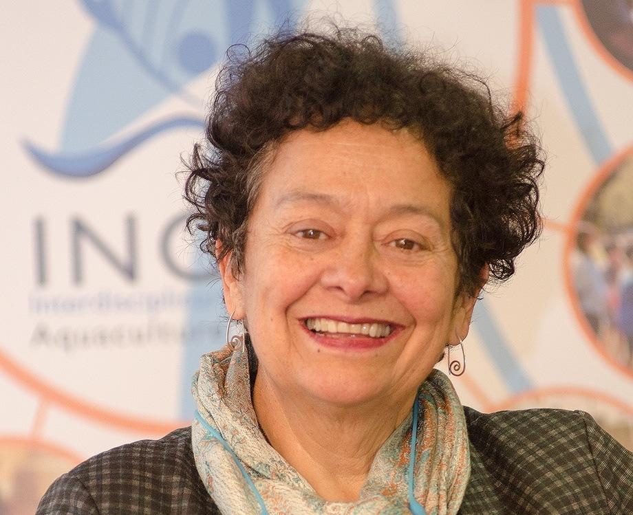 Dra. Doris Soto, Investigadora del Interdisciplinary Center for Aquaculture Research (Incar-Udec). Foto: Centro Incar.