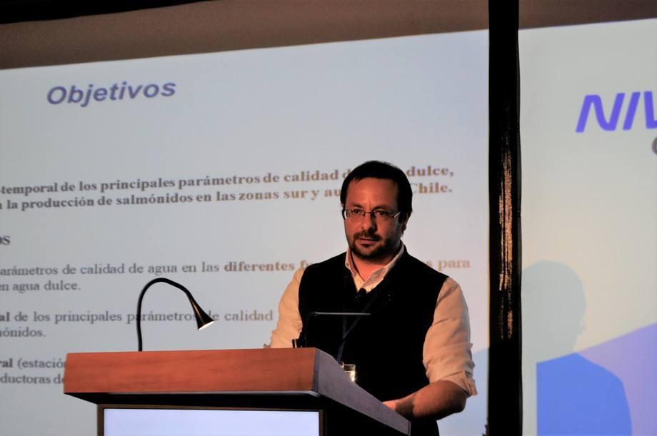 Patricio Feest, nuevo gerente general de Niva Chile. Foto: Archivo Salmonexpert.