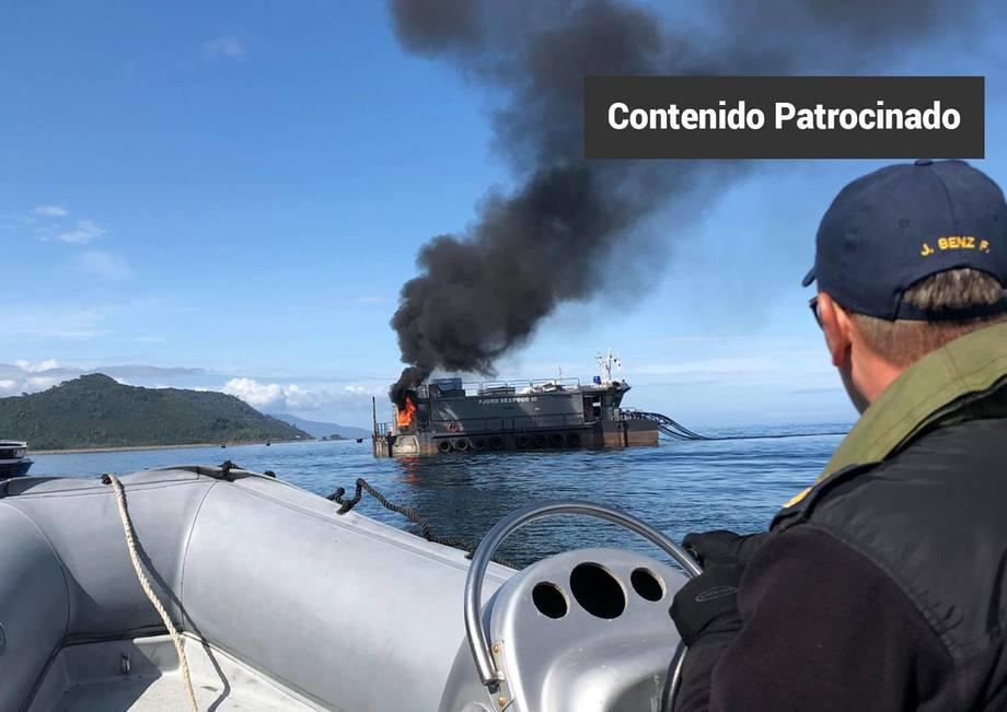 Foto: Capitanía de Puerto Río Negro Hornopirén.