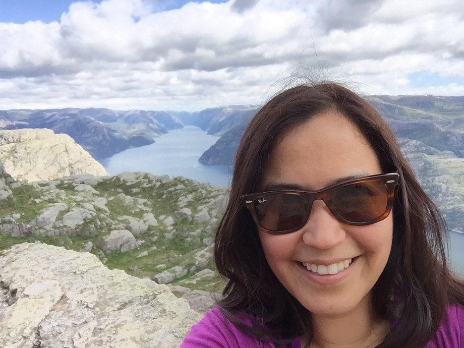 Karina Gajardo, nueva Product Manager de Skretting Chile. Foto: Skretting.