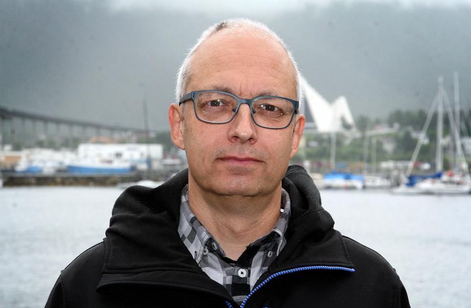 El analista marino Paul Aandahl. Foto: Consejo Noruego de Productos del Mar.