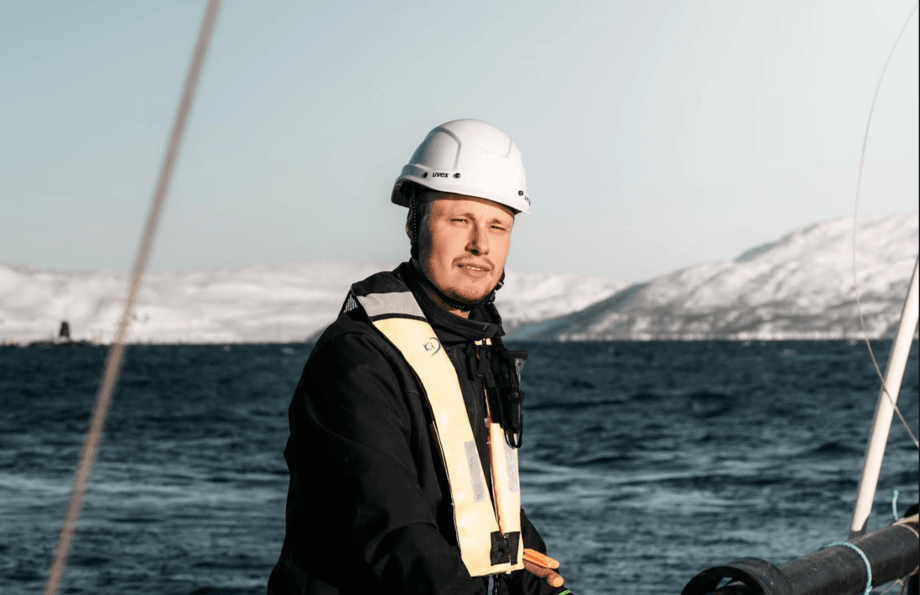 Bendik S. Søvegjarto, director ejecutivo de Bluegrove. Foto: Bluegrove.