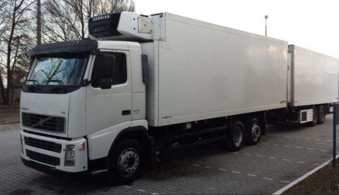 Imagen referencial camión. Foto: Malleco 7.