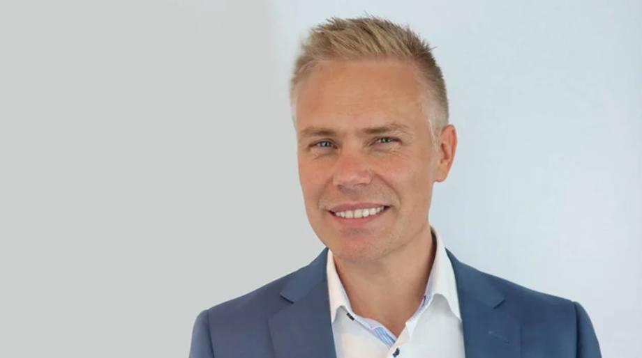 Vidar Gundersen, director de sostenibilidad global de BioMar Group. Foto: BioMar.