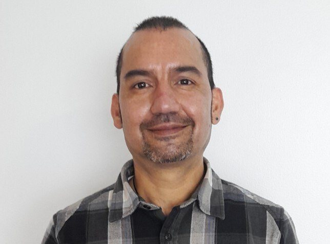 Nuevo subgerente de Sostenibilidad en Salmones Austral, Jaime Molina. Foto: Salmones Austral.