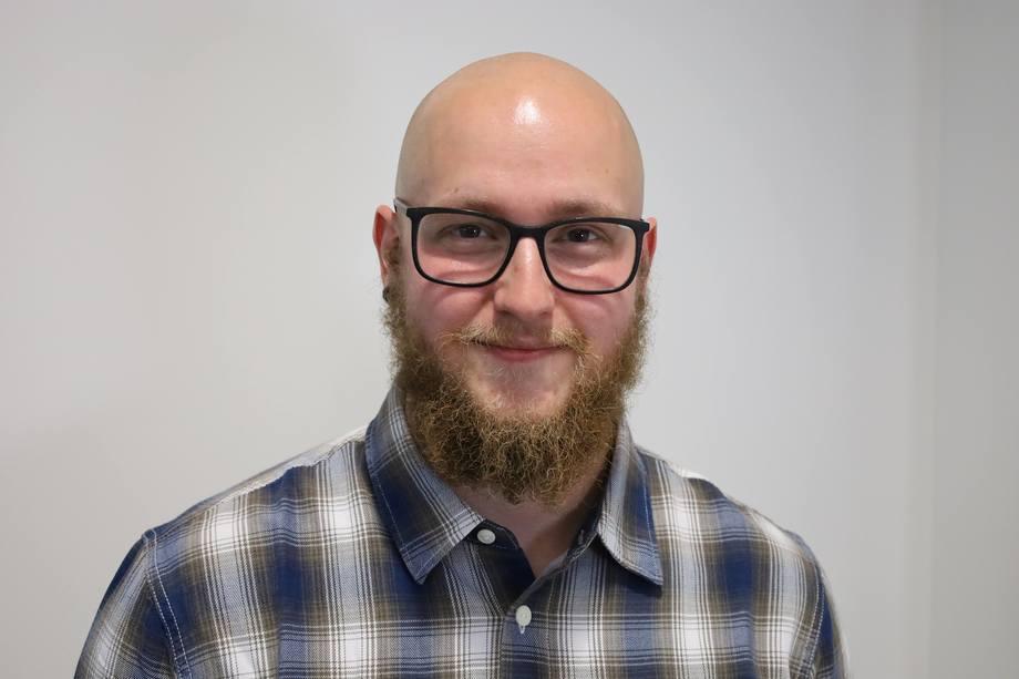 Adrian Antonsen, nuevo Consultor de Genética Aplicada en Benchmark Genetics. Foto: Benchmark Genetics.