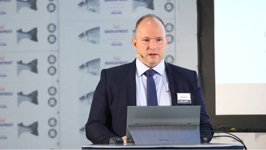 Bakkafrost chief financial officer Høgni Jakobsen told a Capital Markets Day that the company would invest DKK 2bn in the next two years, mostly in Scotland.