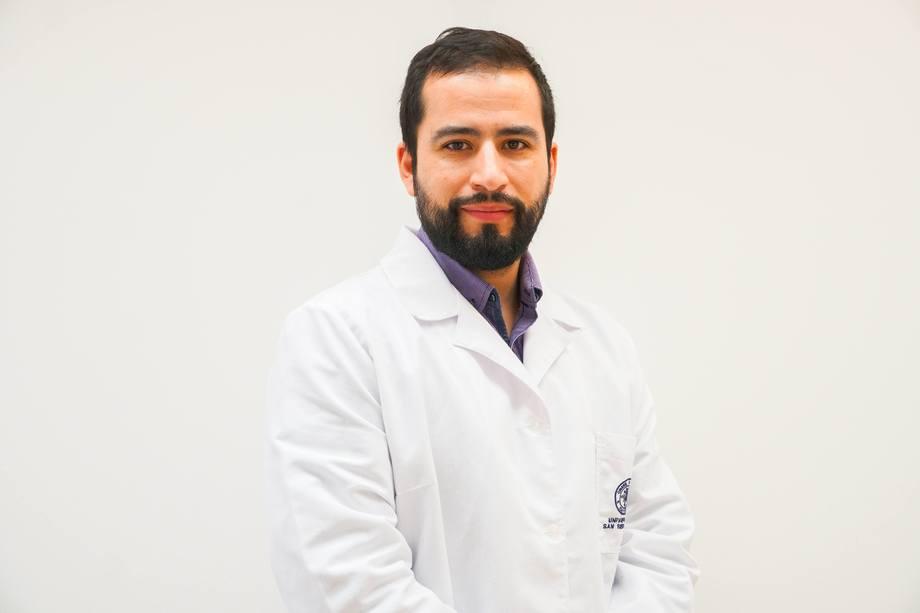 Dr. Juan Pablo Pontigo. Foto: USS.
