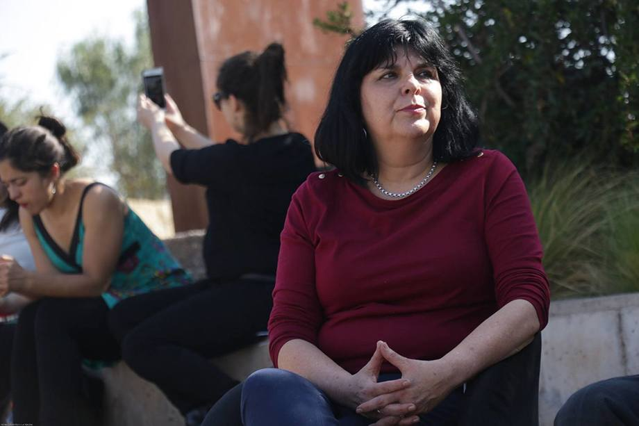 Flavia Liberona, Directora Ejecutiva en Fundación Terram. Foto: Fundación Terram.