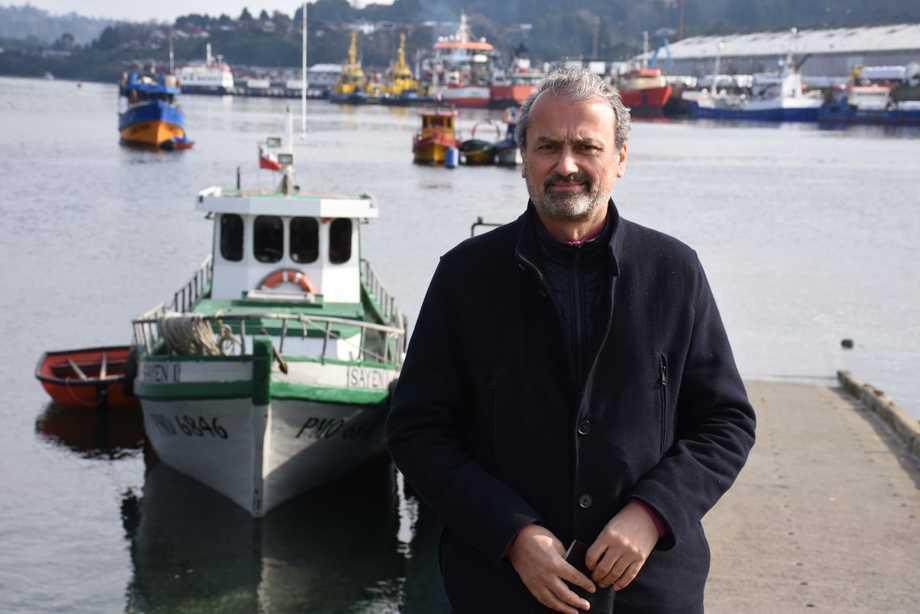 Patricio Vallespín, gobernador regional de Los Lagos. Foto: Gore Los Lagos.