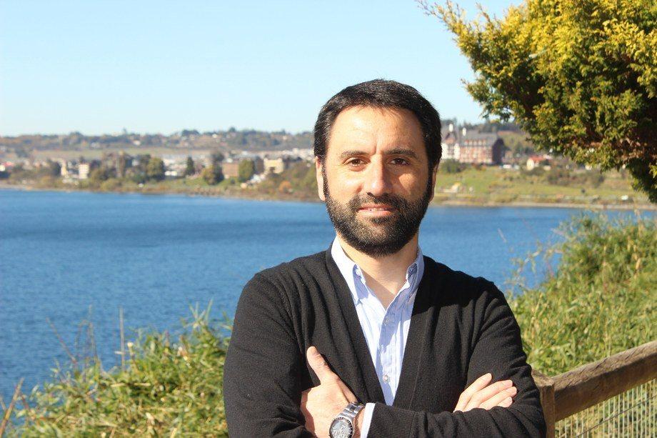 David Zaviezo, fundador de Certes. Foto: Cedida.
