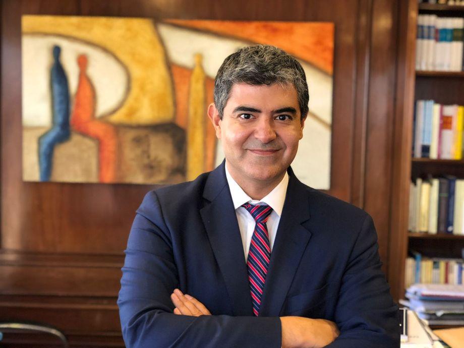 Constituyente por Magallanes, Mauricio Daza. Foto: Cedida.