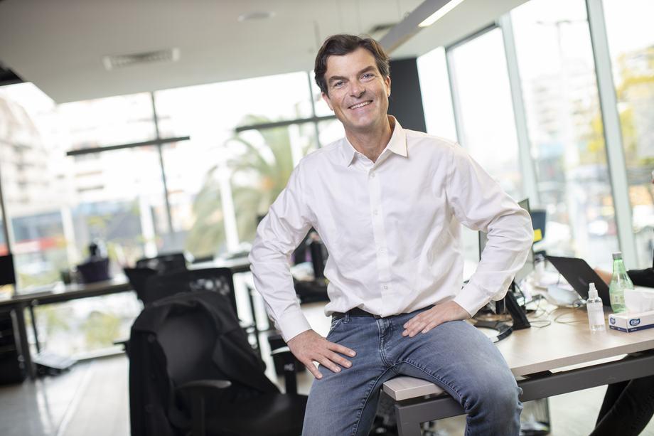 Nicolás Shea, fundador de Cumplo. Foto: Cumplo.