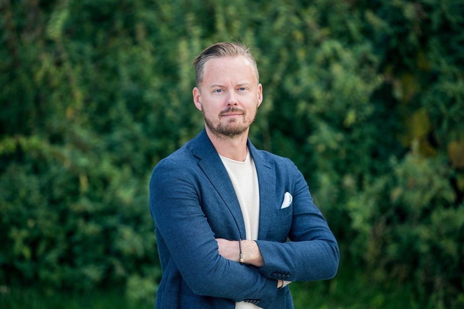 Daglig leder i Maritimt Forum, Ivar Engan, sier det har gått bedre enn fryktet i maritim næring. Foto: Maritimt Forum