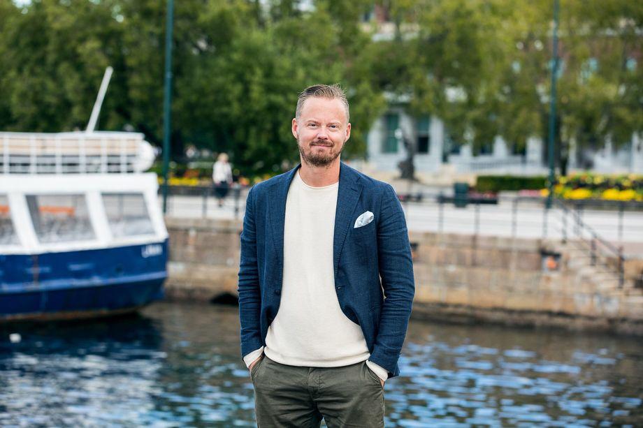 Daglig leder i Maritimt Forum, Ivar Engan, er skuffet etter at regjeringen Solberg har lagt frem sitt statsbudsjett for 2022. Foto: Maritimt Forum