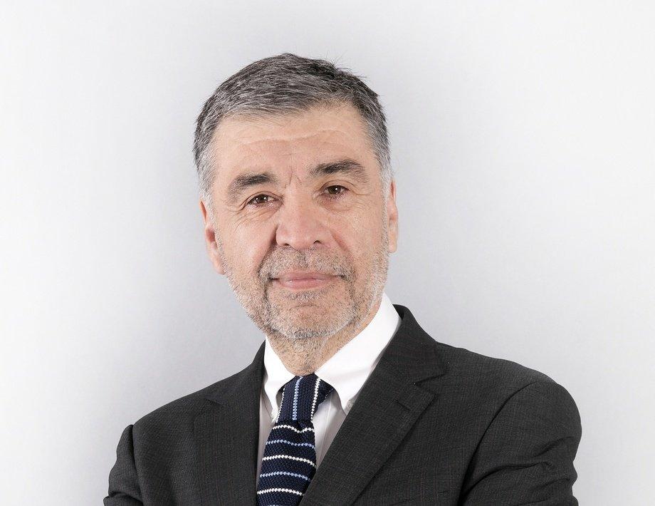 Carlos Cuevas, socio de PwC Chile. Foto: PwC Chile.