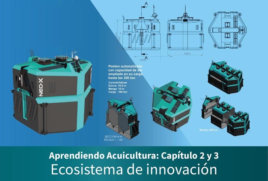 Ingeniería y diseño preliminar de un nuevo pontón para zonas expuestas de funcionamiento autónomo. Imagen: Sitecna.