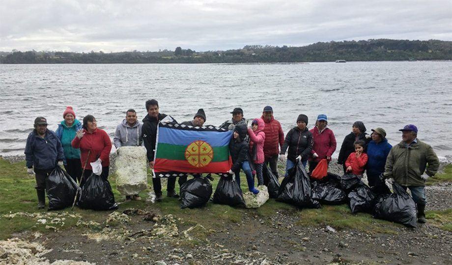 Fondo está destinado a comunidades del sector de Chayahue. Foto: Archivo Salmonexpert.