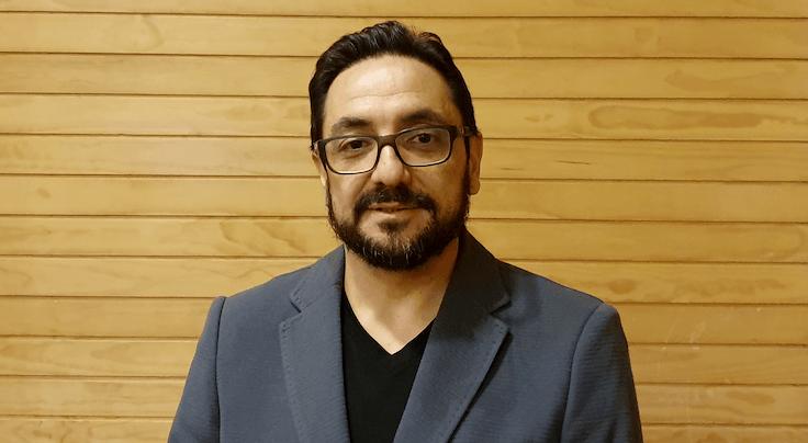 Dr. Cristian Gallardo, investigador de la Universidad de Concepción y del Centro Incar. Foto: Archivo Salmonexpert.